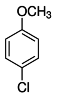 4- CHLOROANISOLE 98%