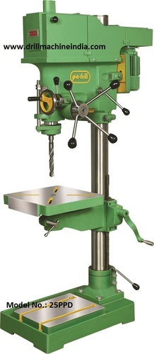 25 mm Cap Heavy Duty Pillar Drilling Machine