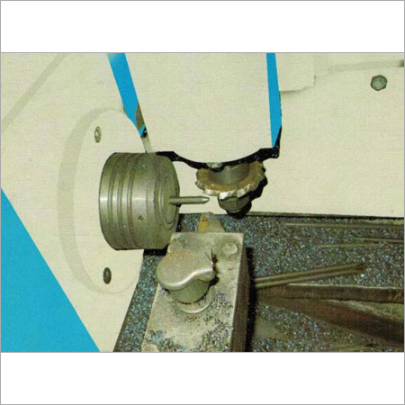Screw Driver Slotting Machine