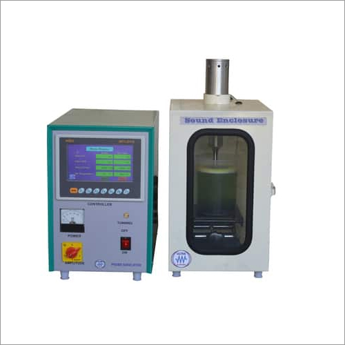 Laboratory Sonicator