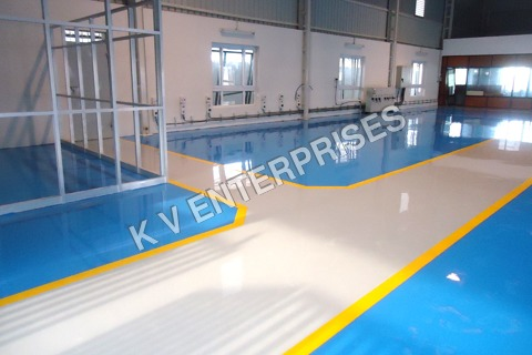 ESD Floor Coating