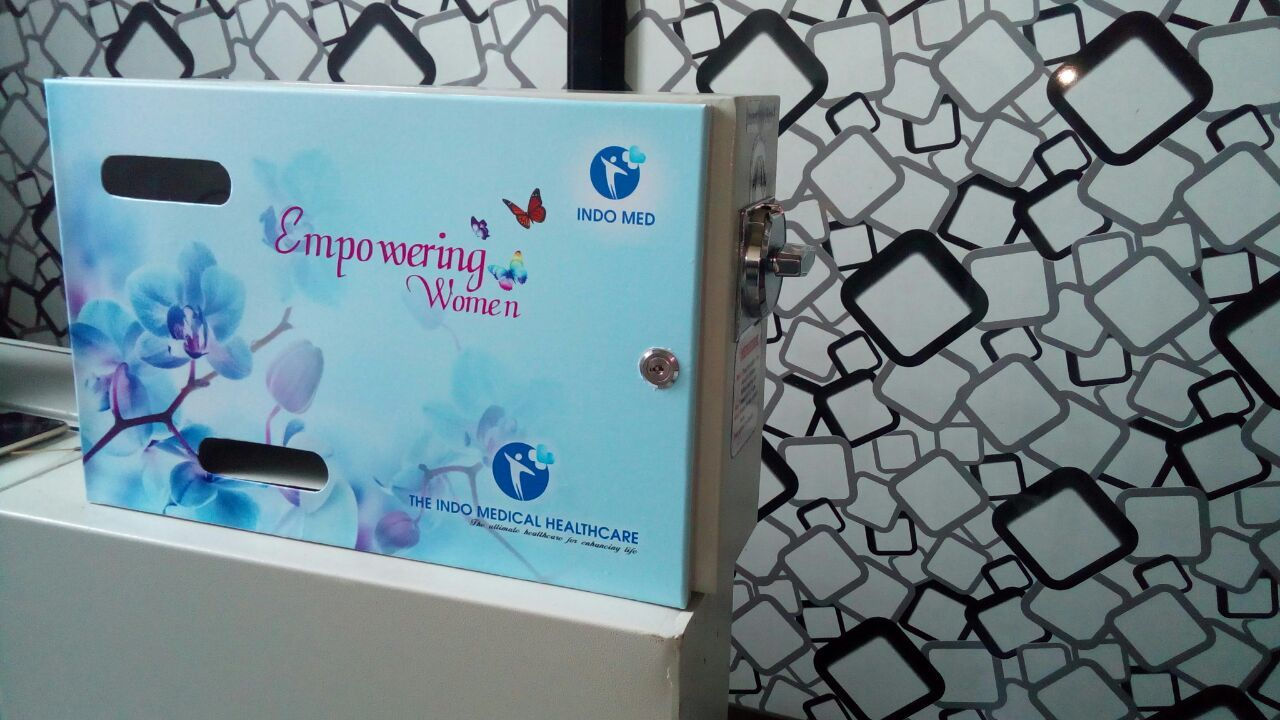 Sanitary Pad Vending Machine