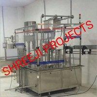 24 bpm mineral water packaging machine