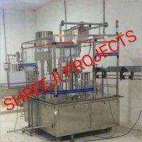 24 bpm mineral water packaging machine