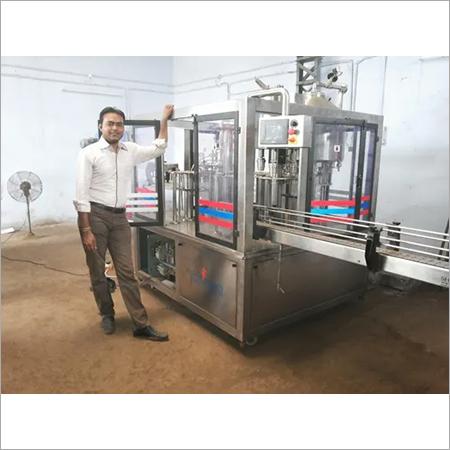 24 bpm filling machine