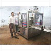 24 bpm filling machine
