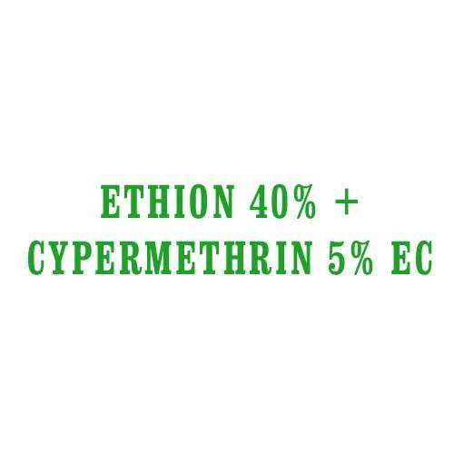ETHION 40% + CYPERMETHRIN 5% EC