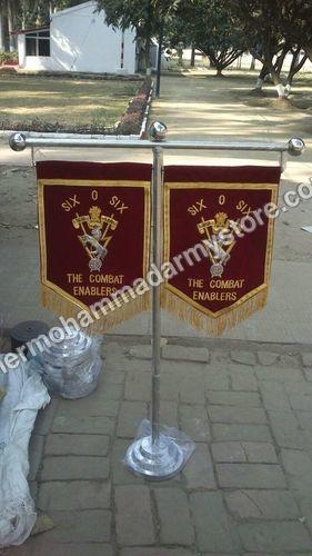 Steel T Rod Flag