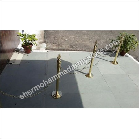Brass Parking Poles
