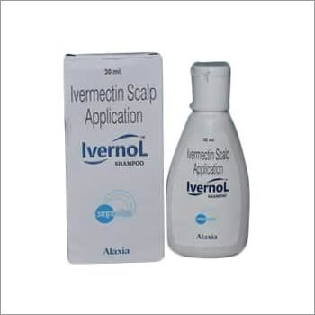 Lvemectin Scalp Application Shampoo