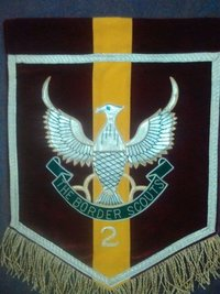 Army Zari T Flag
