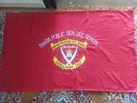 Zari School Flag