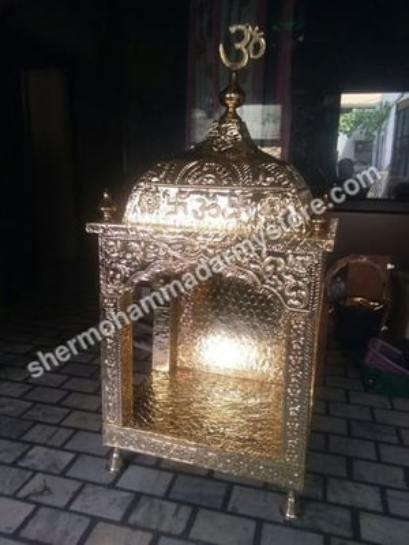 Brass Temple