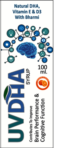 Dha Syrup & Drop Supplements