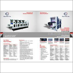 STD Offset Printing Machine