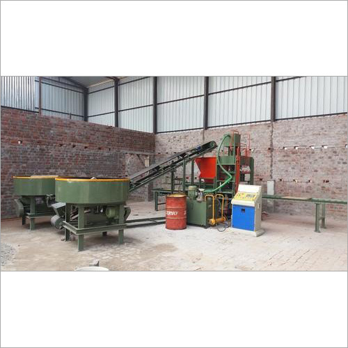 Automatic Fly Ash Brick Machine
