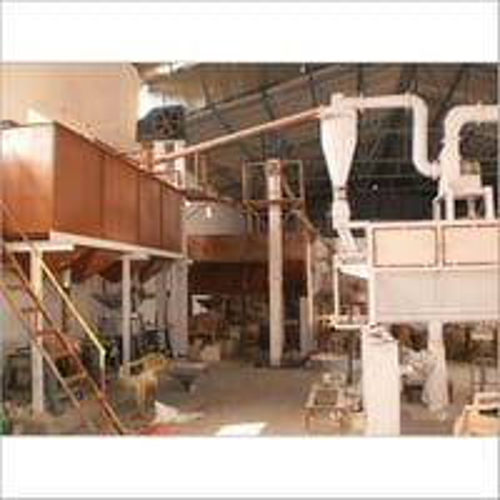 Automatic Wheat Flour Mill