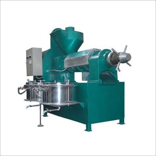Groundnuts Oil Mill Machine
