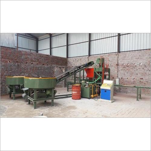 Cement Brick Making Machine