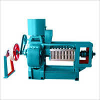 Industrial Oil Expeller Machine