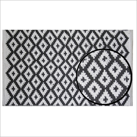 Flat Woven Wool Rug