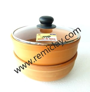 Clay Sprouts and Soaking Pot