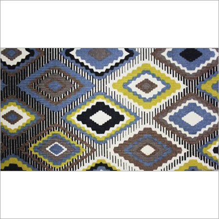 Digital Screen Printed Rugs