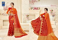 Party wear latest indian sarees shoping