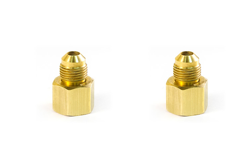 Brass Flare Pipe Connector
