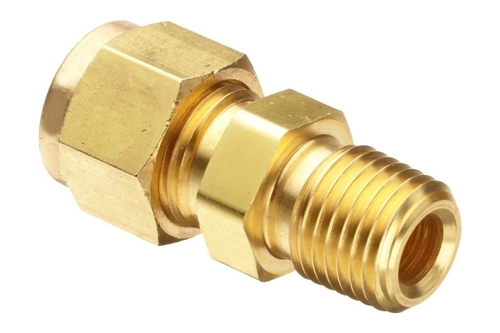 Brass Compression Adapter