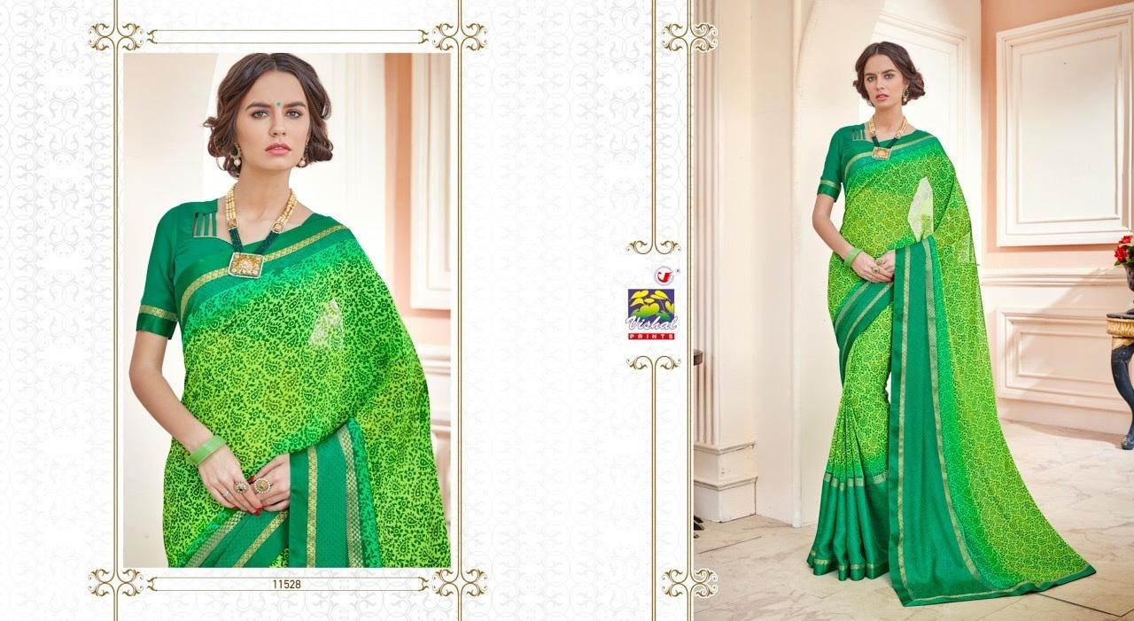 Modern collection georgette sarees online