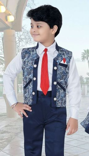 Boys fashion suit