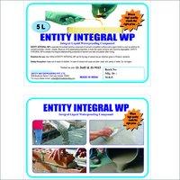 5 Ltr Integral Liquid Waterproofing Compound