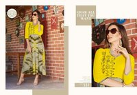 New Printed styles  cotton Kurtis