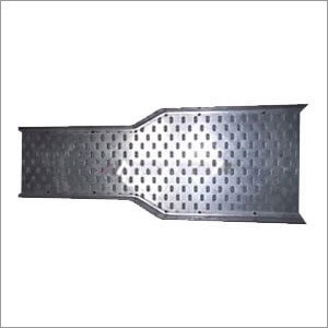 Reducer Central Perforated Cable Tray