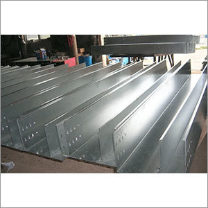 Trunking Type Metal Cable Tray