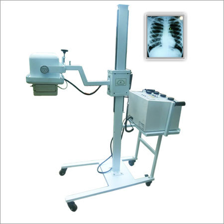 100mA Portable com Mobile X-Ray Machine