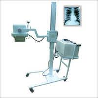100mA Portable com Mobile X-Ray Machine