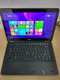 Used Dell ultrabook E7440 Touch / Intel Core i7 4TH Gen / GST Invoice