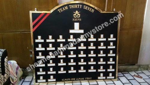 Brass Sign Board