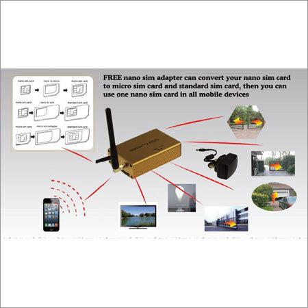 GSM Remote Control Switch