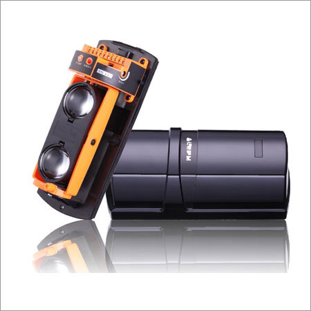Triple-Beam Photoelectric Sensor
