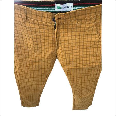 Mens Trendy Trouser