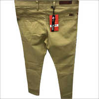 Men's Cotton Trouser