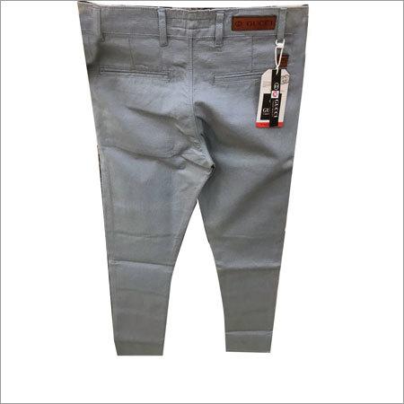 Men's Plain Pant