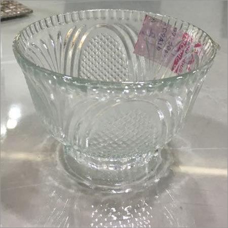 Designer Glass Bowl