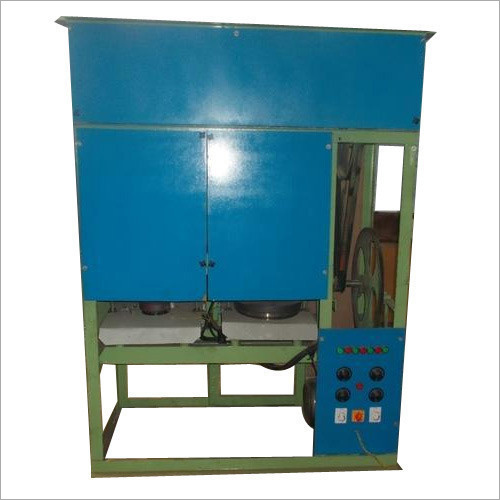 2 Dies Paper Plate Making Machine