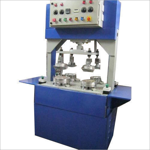 4 Dies Paper Plate Making Machine