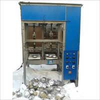Silver Paper Dona Machine