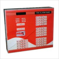16 Zone Fire Alarm Panel